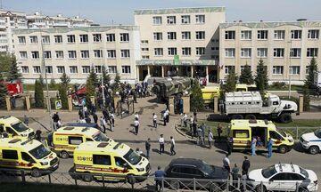Ρωσία: Τουλάχιστον έντεκα νεκροί μετά από επίθεση σε σχολείο