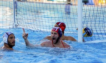 Βουλιαγμένη - Ολυμπιακός 6-11: «Μπρέικ» με την πρώτη και 1-0 (highlights)