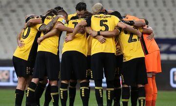 ΑΕΚ: Με οχτώ απόντες στην Τρίπολη για το ματς με τον Αστέρα η «κιτρινόμαυρη» αποστολή