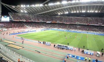 Στις 21:00 η σέντρα του τελικού Ολυμπιακός - ΠΑΟΚ