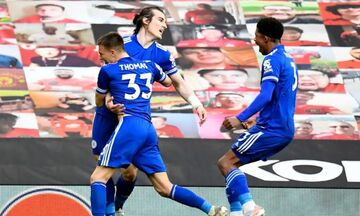 Premier League: Η Λέστερ έχρισε πρωταθλήτρια την Μάντσεστερ Σίτι (highlights)