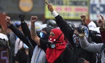 Κολομβία: Τουλάχιστον 42 νεκροί σε αντικυβερνητικές διαδηλώσεις μέσα σε 13 ημέρες
