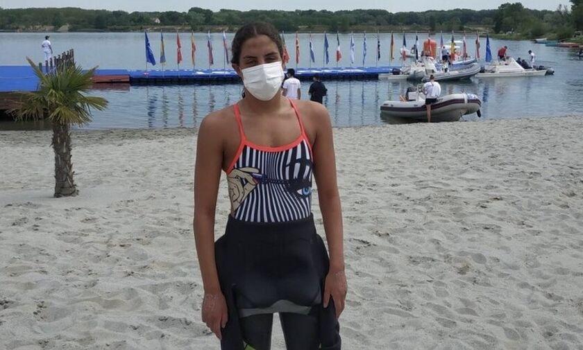 Ευρωπαϊκό Πρωτάθλημα Υγρού Στίβου: Στη 19η θέση η Γιαννοπούλου