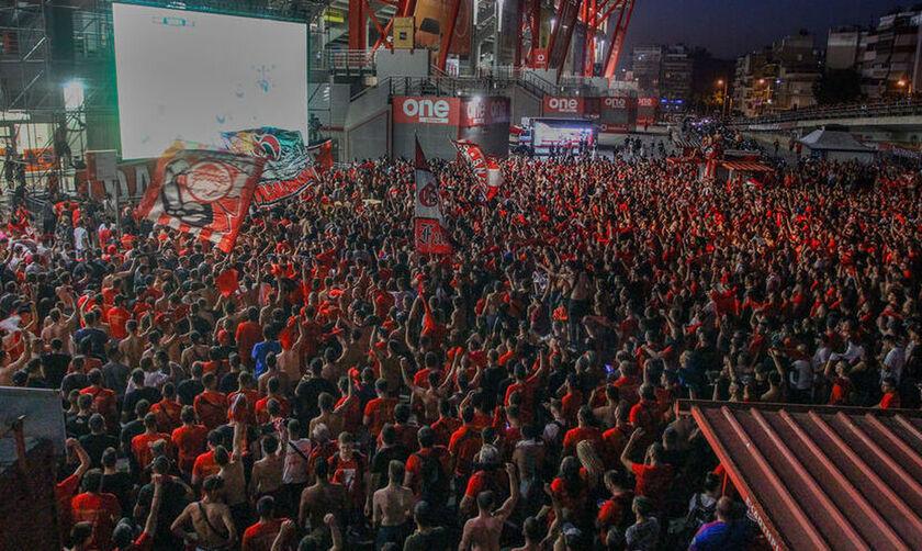 Ολυμπιακός: Έσπασε το...φράγμα των 24.000 και συνεχίζεται η διάθεση των εισιτηρίων για τη φιέστα