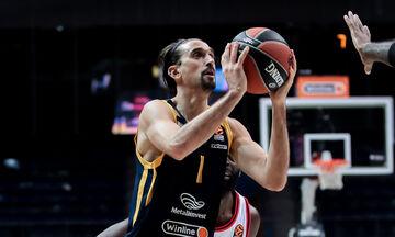 EuroLeague: Πρώτος σκόρερ για δεύτερη φορά ο Σβεντ (vid)