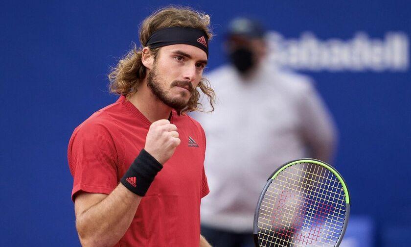 Italian Open: Περίπατος Τσιτσιπά επί του Τσίλιτς! (highlights)