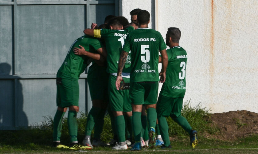 Football League: «Τρένο» η Καλαμάτα – Μεγάλο διπλό η Ρόδος (βαθμολογίες)