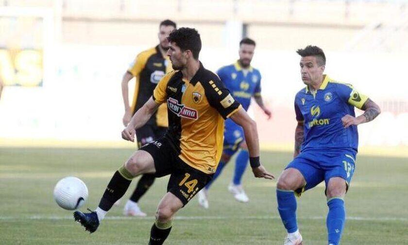 Αστέρας Τρίπολης - ΑΕΚ 1-1: Όλοι «Χ»αρούμενοι στο «Θ. Κολοκοτρώνης» (highlights)