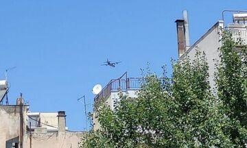 Μαχητικά αεροσκάφη ξανά πάνω από την Αθήνα