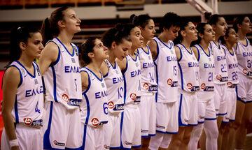 Εθνική Γυναικών: Οι κλήσεις για την προετοιμασία του Eurobasket
