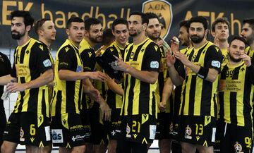ΑΕΚ - Ίσταντς: Αναβλήθηκε ο πρώτος τελικός λόγω κορονοϊού