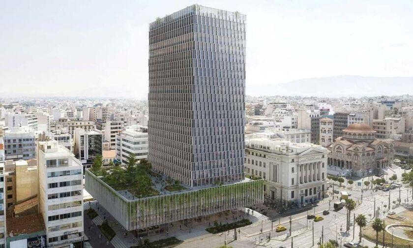 Πύργος Πειραιά: Πότε ολοκληρώνεται - Πότε θα παραδοθεί το Piraeus Tower