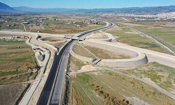 Καλοκαίρι η ολοκλήρωση των έργων για την Σήρραγα Όθρυος, Λαμία - Ξυνιάδα, στον αυτοκινητόδρομο Ε65