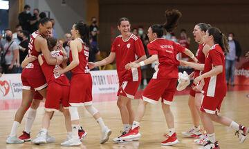 Ολυμπιακός - Παναθηναϊκός 72-70: Παντελάκης: «Το θέλαμε περισσότερο!»