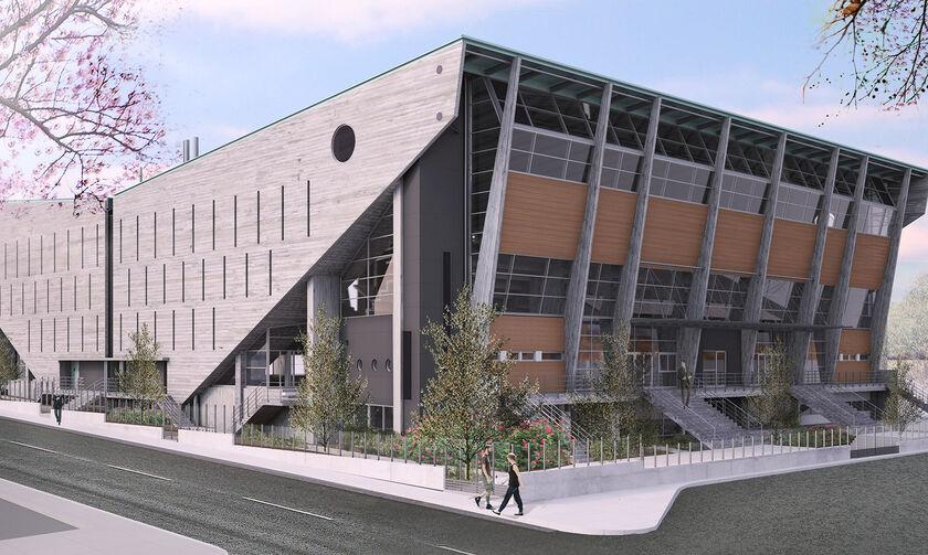 Νέο κλειστό Νέας Σμύρνης: Ξεκινούν οι εργασίες κατασκευής