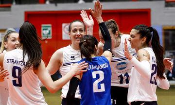 Εθνική βόλεϊ γυναικών: Προκρίθηκε στο Ευρωπαϊκό Πρωτάθλημα!
