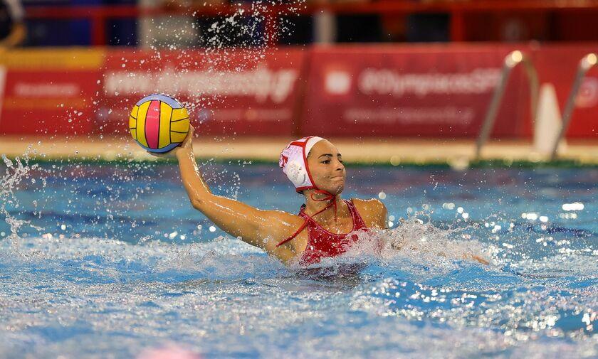 Απόλυτες οι Πρωταθλήτριες Ευρώπης του Ολυμπιακού, 14-6 τη Βουλιαγμένη