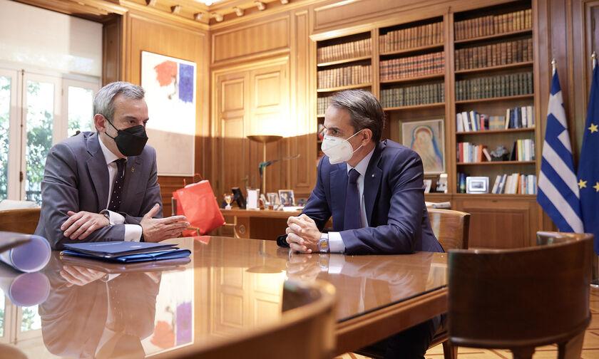 Κωνσταντίνος Ζέρβας: «Το 2023 έτοιμη η Νέα Τούμπα και το μετρό Θεσσσαλονίκης»