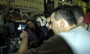 Ολυμπιακός-Παναθηναϊκός 72-70: Είχε ξαναγίνει στο Τρίκαλα-Ν.Κηφισιά το 2013 με τον Ταβουλαρέα! (vid)