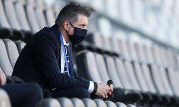 Ζαγοράκης: «Κι εγώ θα ήθελα τελικό Κυπέλλου με κόσμο, αλλά...»