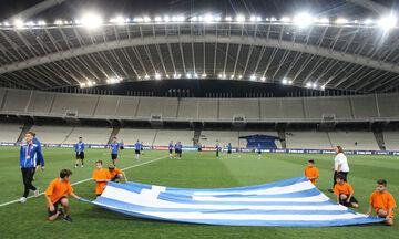 Προκριματικά Παγκοσμίου Κυπέλλου: Το Ελλάδα - Σουηδία, στις 8 Σεπτέμβρη, στο ΟΑΚΑ