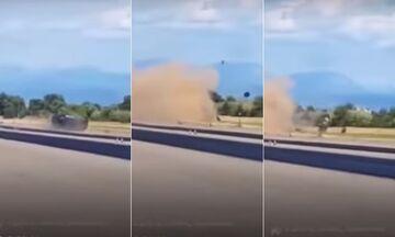 Dragster: Δυστύχημα σε αγώνες στο Αγρίνιο – Νεκρός ο οδηγός Γεράσιμος Φιλιππάτος (vid)