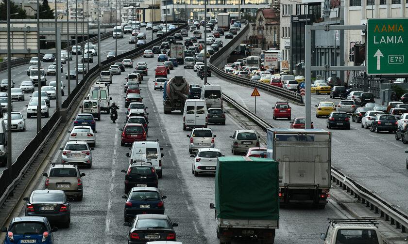 Πάνω από 38.000 οχήματα στις εθνικές οδούς!