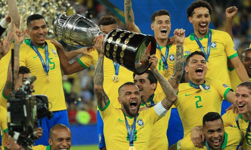 Κλήθηκε ξανά, στα 38 του, στην Εθνική Βραζιλίας, για τα προκριματικά του Μουντιάλ, ο Ντάνι Άλβες!