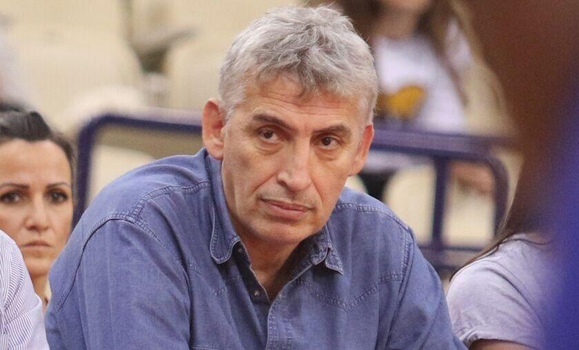 Φασούλας: «Ο Αλεξόπουλος αντιπροσωπεύει το ερασιτεχνικό μπάσκετ στην Αττική»