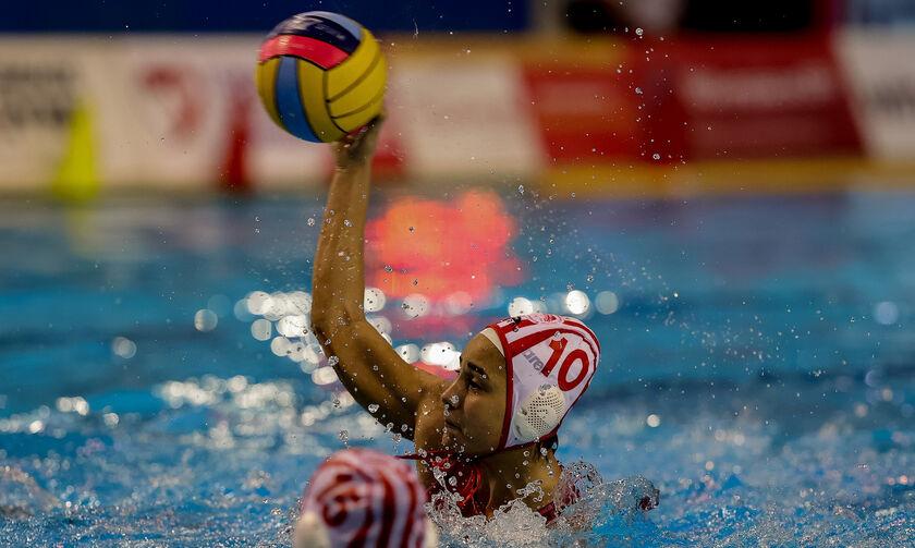 Ολυμπιακός - ΑΝΟ Γλυφάδας 19-6: Με άνεση στους τελικούς