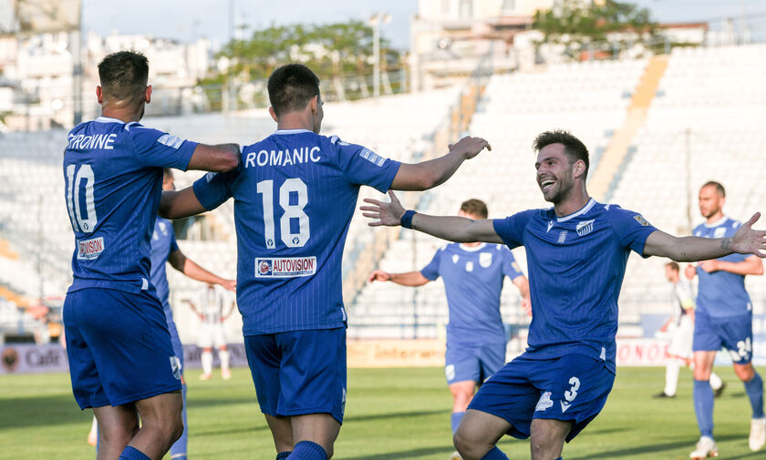Play out Super League 1: Όλα τα γκολ της 7ης και τελευταίας αγωνιστικής (vids)