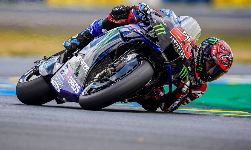 Grand Prix Γαλλίας: Τρίτη συνεχόμενη pole position για τον Κουαρταραρό