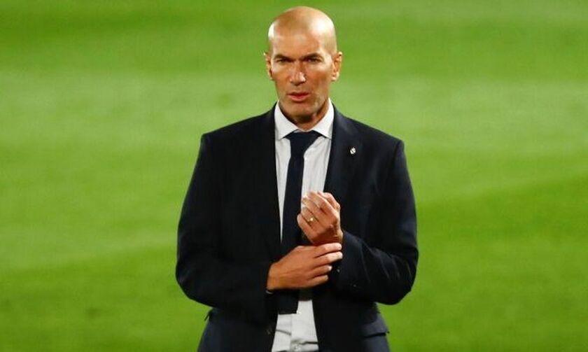 Τα άφησε όλα ανοικτά ο Ζιντάν για το μέλλον του στην Ρεάλ Μαδρίτης