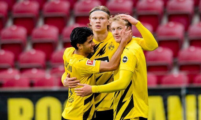 Bundesliga: Στο Champions League Ντόρτμουντ και Βόλφσμπουργκ! (highlights)