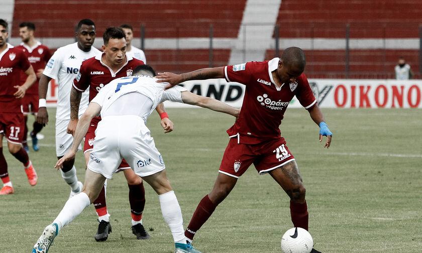 ΑΕΛ-ΠΑΣ Γιάννινα 2-0: Αντίο με νίκη