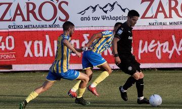 ΟΦΗ-Παναιτωλικός 2-2: Γκολάρες στο Ηράκλειο (highlights)