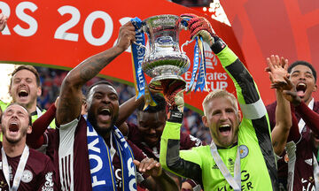 FA Cup: Κυπελλούχος Αγγλίας για πρώτη φορά στην ιστορία της η Λέστερ! (vids, highlights)