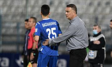 Απόλλων Σμύρνης - Λαμία 0-1: Γρηγορίου: «Έμεινα στην ομάδα που με αγαπάει» (vid)