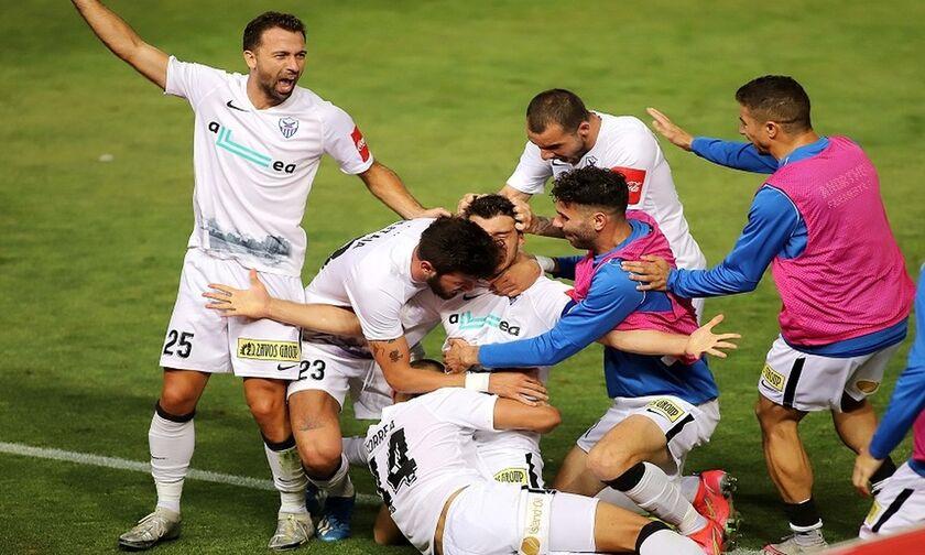 Κυπελλούχος Κύπρου η Ανόρθωση!