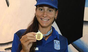 Αννέτα Κυρίδου: Πήρε το χρυσό μετάλλιο και την πρόκριση στο Τόκιο