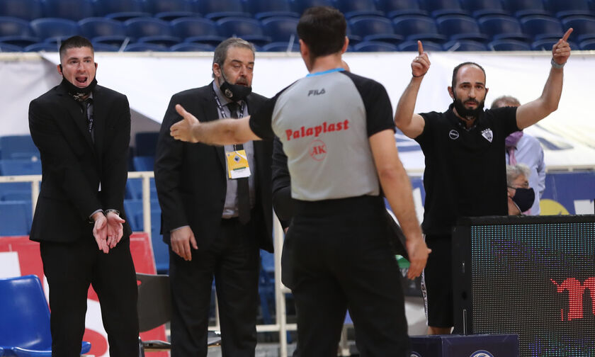 ΚΑΕ ΠΑΟΚ: «Ελπίζουμε να μην χρειαστεί και στο μπάσκετ να φέρουμε ξένους διαιτητές»