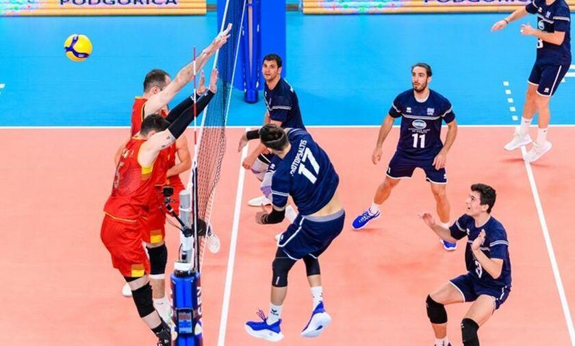 Μαυροβούνιο - Ελλάδα 3-0: Αυλαία με ήττα για την Εθνική
