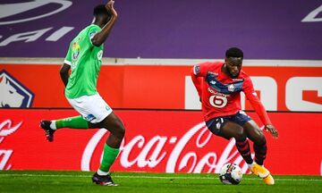 Ligue 1: Γκέλαρε η Λιλ (0-0 με Σεντ Ετιέν) και ο τίτλος θα κριθεί την τελευταία αγωνιστική (hls)!
