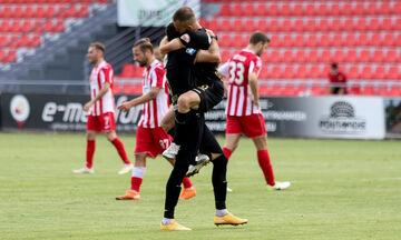 Super League 2: Με υπογραφή… Χίτσκοκ η τελευταία αγωνιστική!