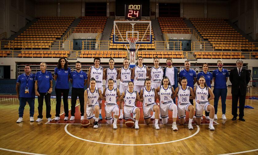 Eurobasket: Ξεκίνησε προετοιμασία η Εθνική Γυναικών