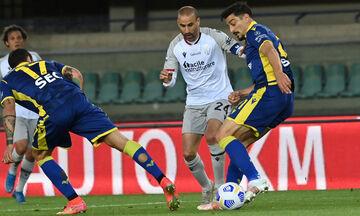 Serie A: Σώθηκε η Τορίνο, με ισοπαλία κόντρα στη Λάτσιο κι έπεσε η Μπενεβέντο (highlights)!