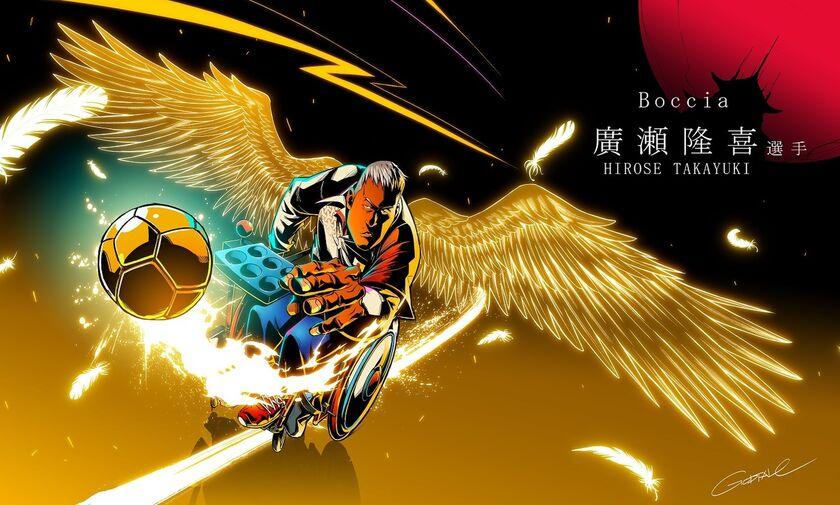 The Pegasus Dream Tour: Στις 24 Ιουνίου το videogame των Παραολυμπιακών Αγώνων (vid)