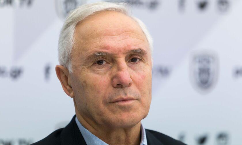 Αποστολίδης: «Άτοπη και άκαιρη η δήλωση Γκαρσία, ας ελπίσουμε δεν θα επηρεάσει την ομάδα»