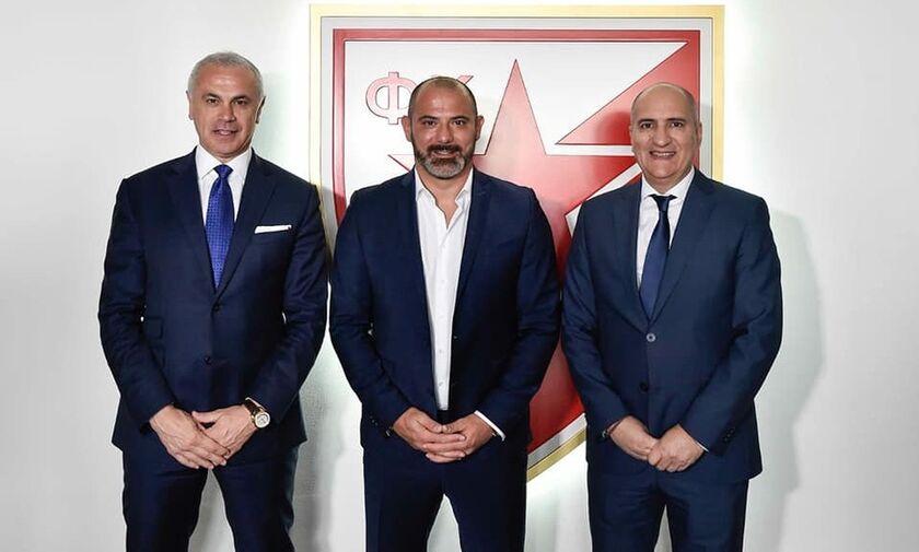 Επίσημο: Ο Στάνκοβιτς ανανέωσε για τρία χρόνια στον Ερυθρό Αστέρα (pic)