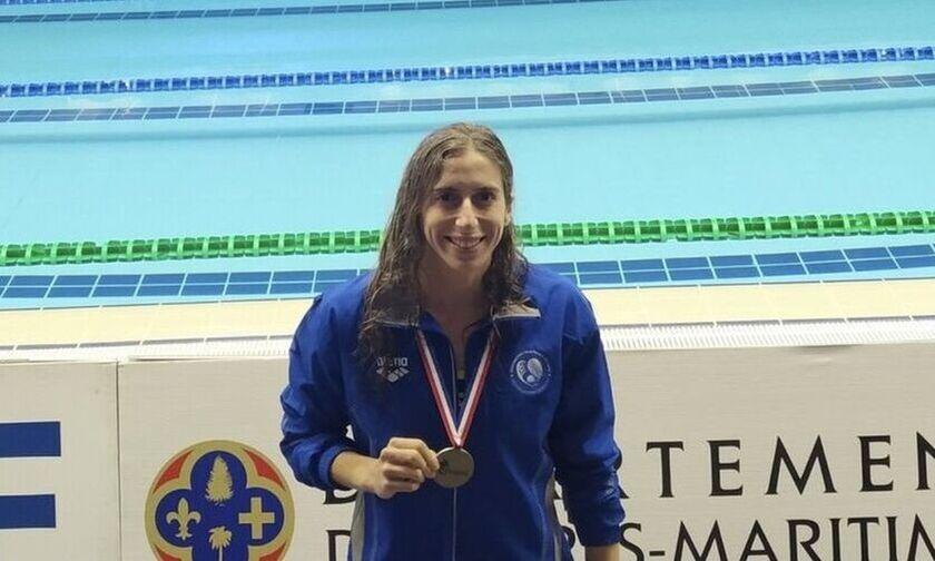 Ευρωπαϊκό Πρωτάθλημα Υγρού Στίβου: Πρωταθλήτρια Ευρώπης η Ντουντουνάκη στα 100μ. πεταλούδα (vid)
